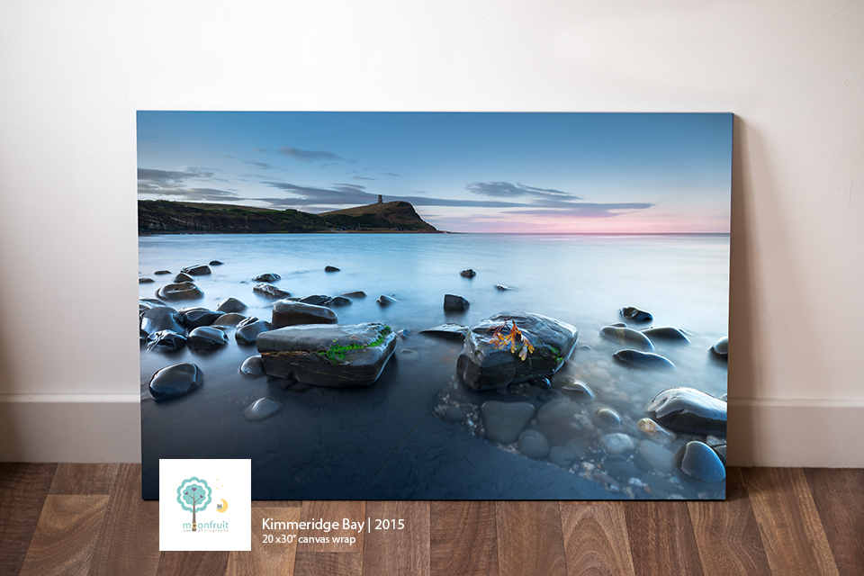 Canvas prints from Moonfruit Photography